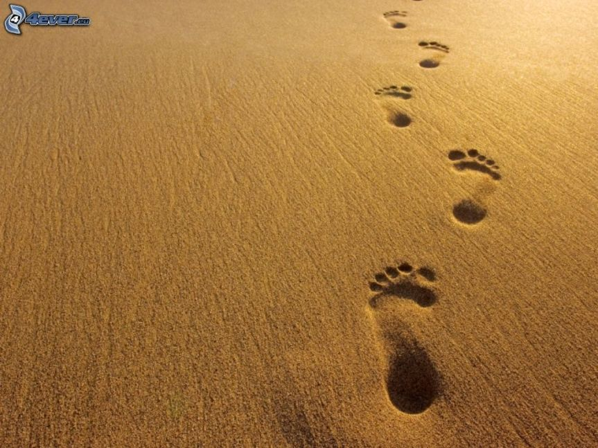 Are My Footprints Enough